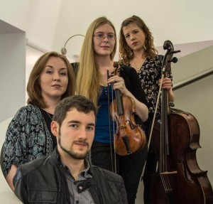 Summer Concert Series - Ensemble Dagda @ St. Iberius Church | Wexford | Wexford | Ireland